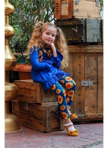 Hilal Akıncı Kids 2 li Takım Mavi